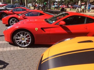 IBV Supercar Club Cars